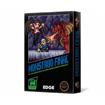 Monstruo Final: El Ascenso...
