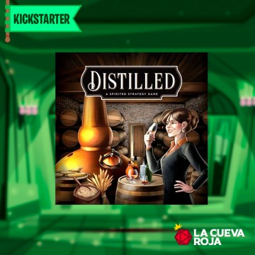 Distilled: Signature Blend...