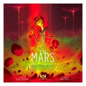 On Mars: Invasión Alien...