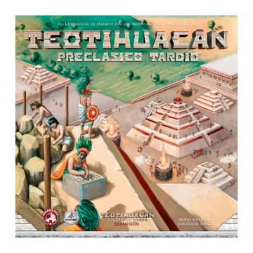 Teotihuacán: Preclásico Tardío