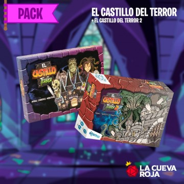 Pack El Castillo del Terror