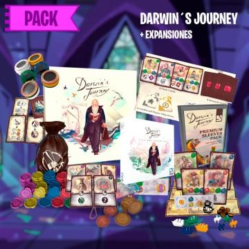 Pack Darwin's Journey