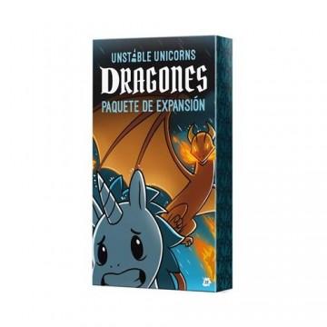 Unstable Unicorns Dragones...