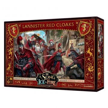 Capas Rojas Lannister...