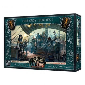 Héroes Greyjoy I [PREVENTA]