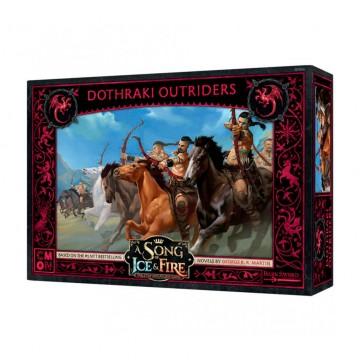 Batidores Dothraki [PREVENTA]