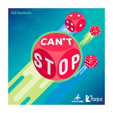 Can't Stop [PREVENTA]