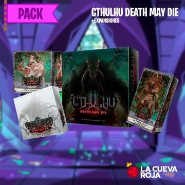 Pack Cthulhu: Death May Die