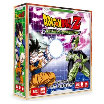 Dragon Ball Célula Perfecto