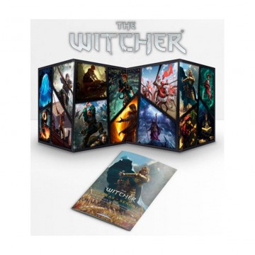 The Witcher Pantalla
