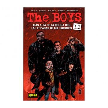 The Boys 11 Más Allá de las...