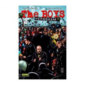 The Boys 05 Herogasm