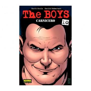 The Boys 10 Carnicero