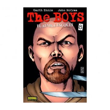 The Boys 08 El Afable Escoces