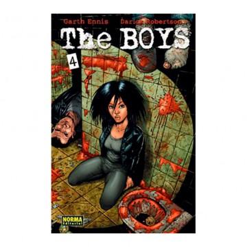 The Boys 04 Nos Damos el Piro