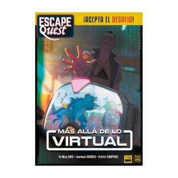 Escape Quest - Más Allá de...