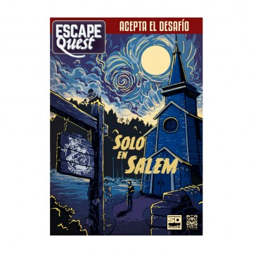 Escape Quest - Solo en Salem
