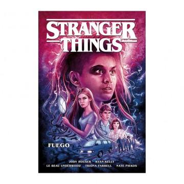 Stranger Things 03 Fuego
