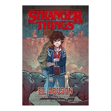 Stranger Things: El Abusón