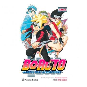 Boruto 03 Naruto Next...
