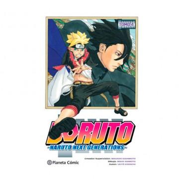 Boruto 04 Naruto Next...