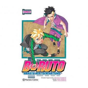 Boruto 09 Naruto Next...