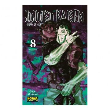 Jujutsu Kaisen 08