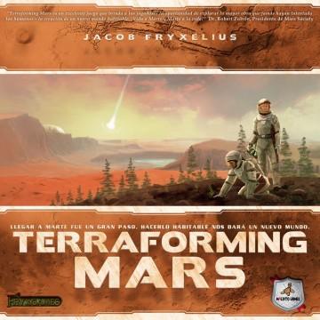 Terraforming Mars (Portugués)