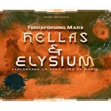 Terraforming Mars: Hellas &...