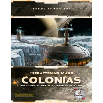 Terraforming Mars: Colônias...
