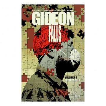 Gideon Falls 04 El Pentáculo