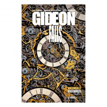 Gideon Falls 03 Vía Crucis