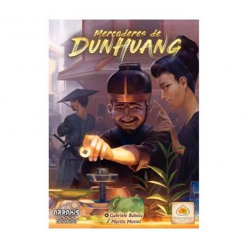 Mercaderes de Dunhuang