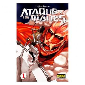Ataque a los Titanes 01