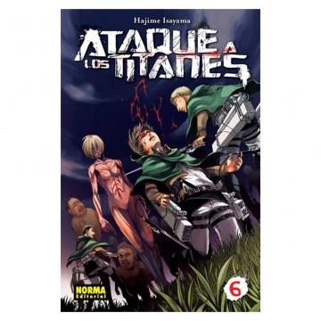 Ataque a los Titanes 06