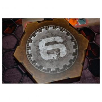 Sector 6 - Caja Hexagonal /...