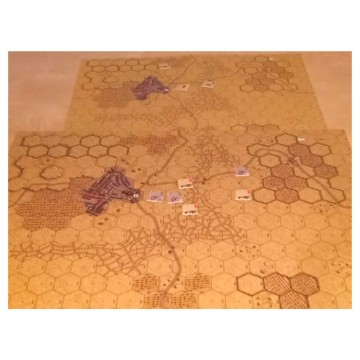 Help Arrives! - Set Mapas...